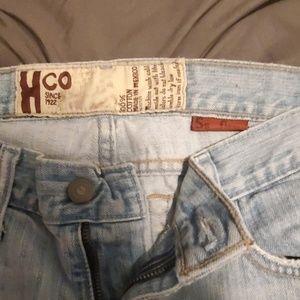 Denim - 5 Hollister jeans